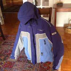 Manteau de motoneige pour femme