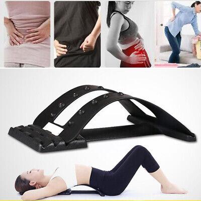 Rückenstütze Lenden Untere Korrektor Taille Massage Höhenverstellbar Korrektor ()