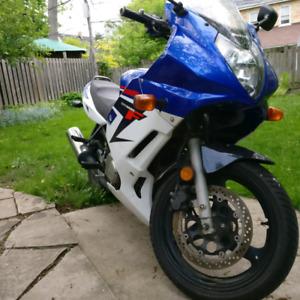 2008 Suzuki gs500f