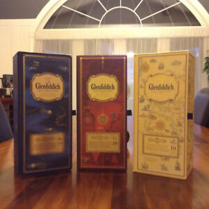 Glenfiddich age of discovery Series