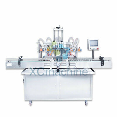 5-1000ml Six Head Liquid Filling Machine Mineral Bottle Water Filling Machine