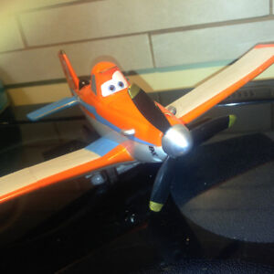 Large Dusty toy from Disney's Planes movie