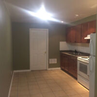 Basement Apartment For Rent near Morningside and Sheppard