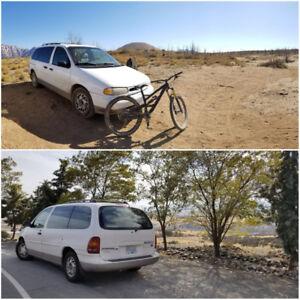 1996 Ford Windstar Lx Minivan / Minicamper