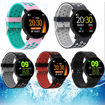 Waterproof Bluetooth Smart Watch Sports Fitness Tracker for Apple iPhone Android
