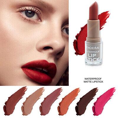 Make-up Lippen Dauerhafter Lipgloss Antihaft-Cup Lippenstift Matter Lippenstift