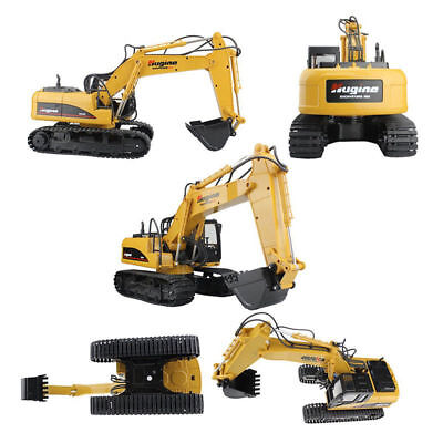US Remote Control RC Excavator Construction Truck Digger Bulldozer Kids Car (Construction Excavator)