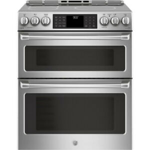 Ge cafe 30inch 6.7 cu. ft. Double Oven Electric Induction