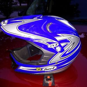Motorcycle Helmut for Child - Medium Size Oakville / Halton Region Toronto (GTA) image 4