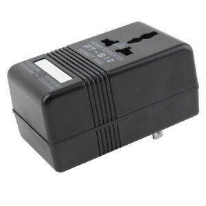 100W Power Converter Adapter AC 110V/120V to 220V/240V Up&Down V