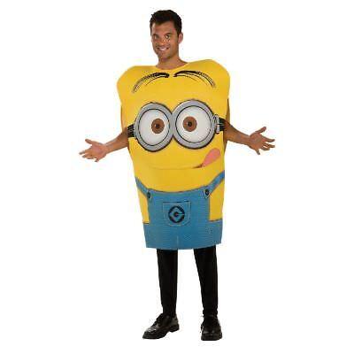 Rub - Ich unverbesserlich Herren Kostüm Minion Dave - Herren Minion Dave Kostüme