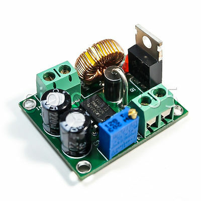 Us Stock Step-up Adjustable In 2.5-25v Out 3-27v 10w Power Converter For 5v 12v
