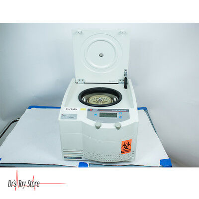 Beckman Coulter Centrifuge Refrigerated Microfuge 22r With Rotor 2ml
