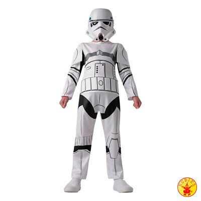 Rubies Star Wars Rebels Stormtrooper Better Version Kinder Junge Kostüm - Star Wars Rebels Stormtrooper Kostüm