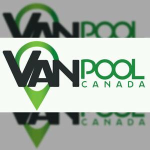 VANPOOL LONDON TO BRAMPTON - MISSISSAUGA EVERYDAY (FREE WI-FI)