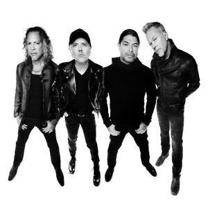 Concert tickets to Metallica