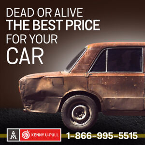 Tired of fixing your old car? - We offer you lifetime warranty..