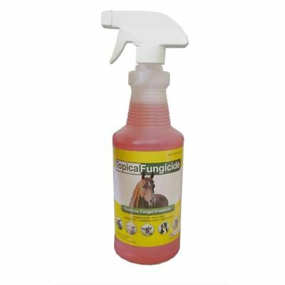 Topical Fungicide Ringworm Girth & summer Itch Horse Dog & Cat 32oz Made in USA