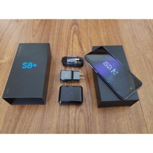 New! Samsung Galaxy S8 Plus + 64GB Unlocked