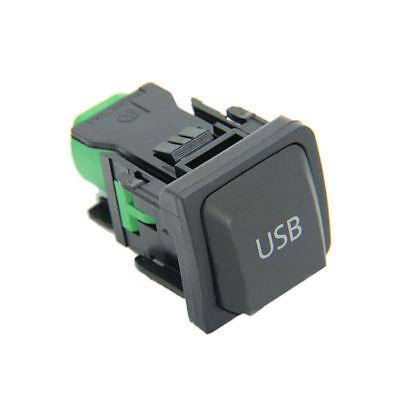 Usb-kabel Kit (USB Einbau Block Schalter Stecker Kabel Kit für GOLF JETTA MK5 MK6)