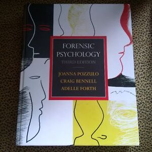 Forensic Psychology (3rd Edition) Peterborough Peterborough Area image 1