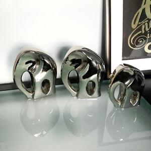 Decorative Accent - Three Elephants