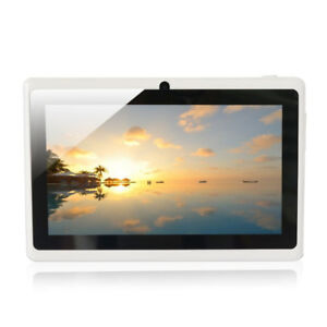7 inch All Winner Tablet PC with Dual Cameras Wifi