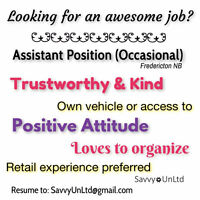 Awesome Personal Assistant WANTED