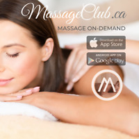 RMT with insurance receipt | In-home massage