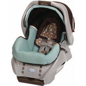 Graco SnugRide Classic Connect Baby Infant Car Seat BRAND NEW