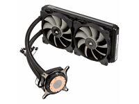 Corsiar H115I EXTREME PERFORMANCE LIQUID CPU COOLER - 280MM