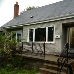 5 Bedroom house for rent @ Markham & Eglinton.  $2200+Utilities