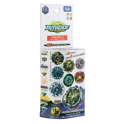 REAL  Takaratomy Beyblade Burst (B-125) Random Booster Vol. 12 Balance Type