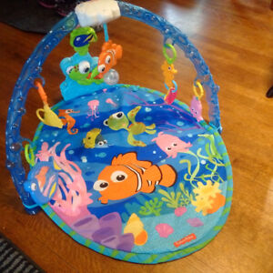 Finding Nemo Baby Play Mat - Excellent Condition