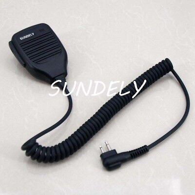 Rotatable Hand Mic Speaker Motorola Radio Dtr550dtr650dtr410 Bc130 -us Stock