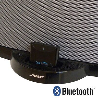 Bluetooth Adapter for Original Bose Sound Dock with iPhone 30 Pin CoolStream Duo