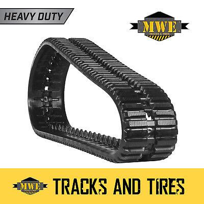 Fits Takeuchi Tl230-2 - 13 Mwe Heavy Duty Multi-bar Pattern Ctl Rubber Track