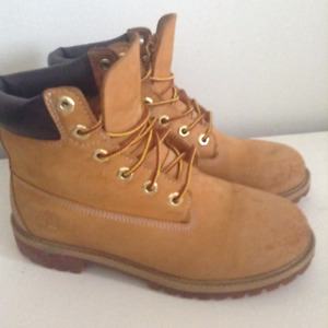 Timberland 5.5 young ou 7 femme