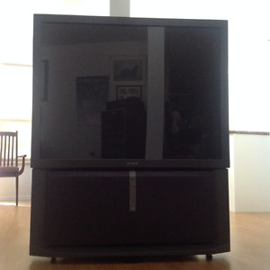 """54"""" Sony Projection T.V."""