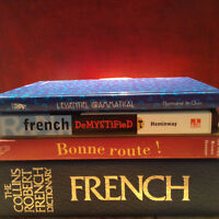 QUALIFIED FRENCH/francais LANGUAGE TUTOR