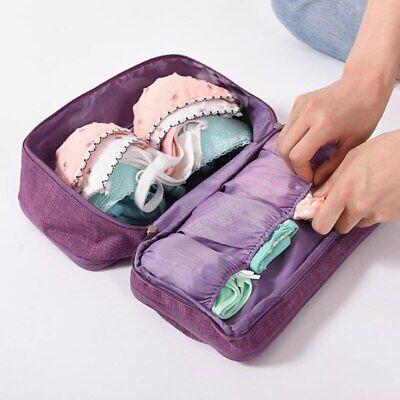 Underware Organizers Drawer Travel Storage Dividers Bag Socks Brief Clothes Case