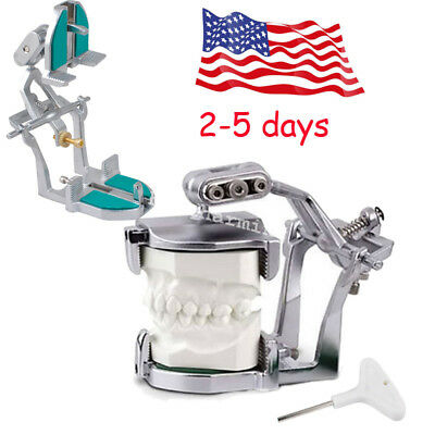 Usa Dental Lab Magic Art Adjustable Full Mouth Magnetic Articulator Adjustable