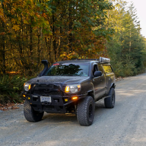 2010 Toyota Tacoma Adventuremobile
