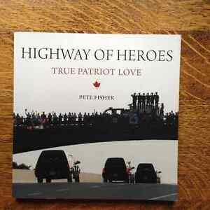 Highway of Heroes True Patriot Love