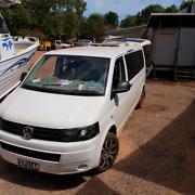 2012 VW Transporter CamperVan Scarborough Stirling Area Preview