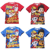 Cute Kids Boys Printing Cartoon Cotton T-shirt Casual Loose Tops Shirts2-7y - unbranded - ebay.co.uk