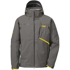 OR Outdoor Research Men Vanguard GORETEX Softshell Jacket Medium