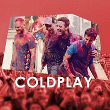 Coldplay - A Head Full of Dreams Tour Gold Ticket!! ( 1 left) Melbourne CBD Melbourne City Preview