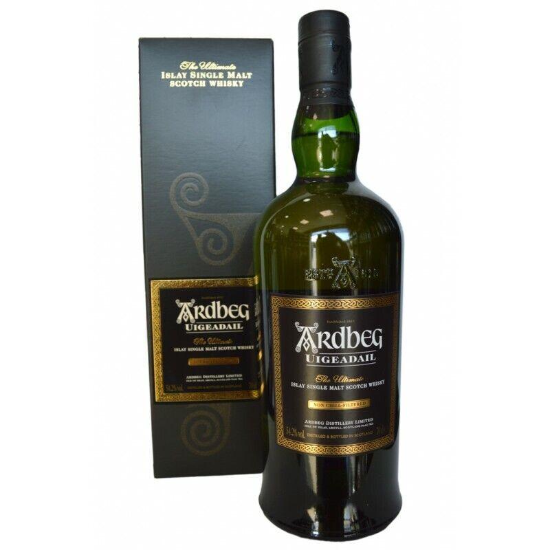 Whisky Ardbeg Uigeadail - Schottland - 70cl - 54.2%