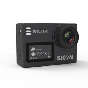 SJCAM SJ6 Series Legend 4K Action Camera with Accessories